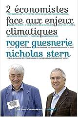 2 économistes face aux enjeux climatiques (Savoirs et débats économique) (French Edition) Kindle Edition