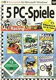 5 PC Spiele Racing
