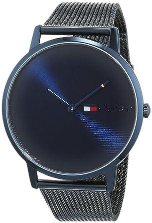 Tommy Hilfiger Reloj Analógico para Mujer de Cuarzo con Correa en Acero Inoxidable 1781971: Amazon.es: Relojes