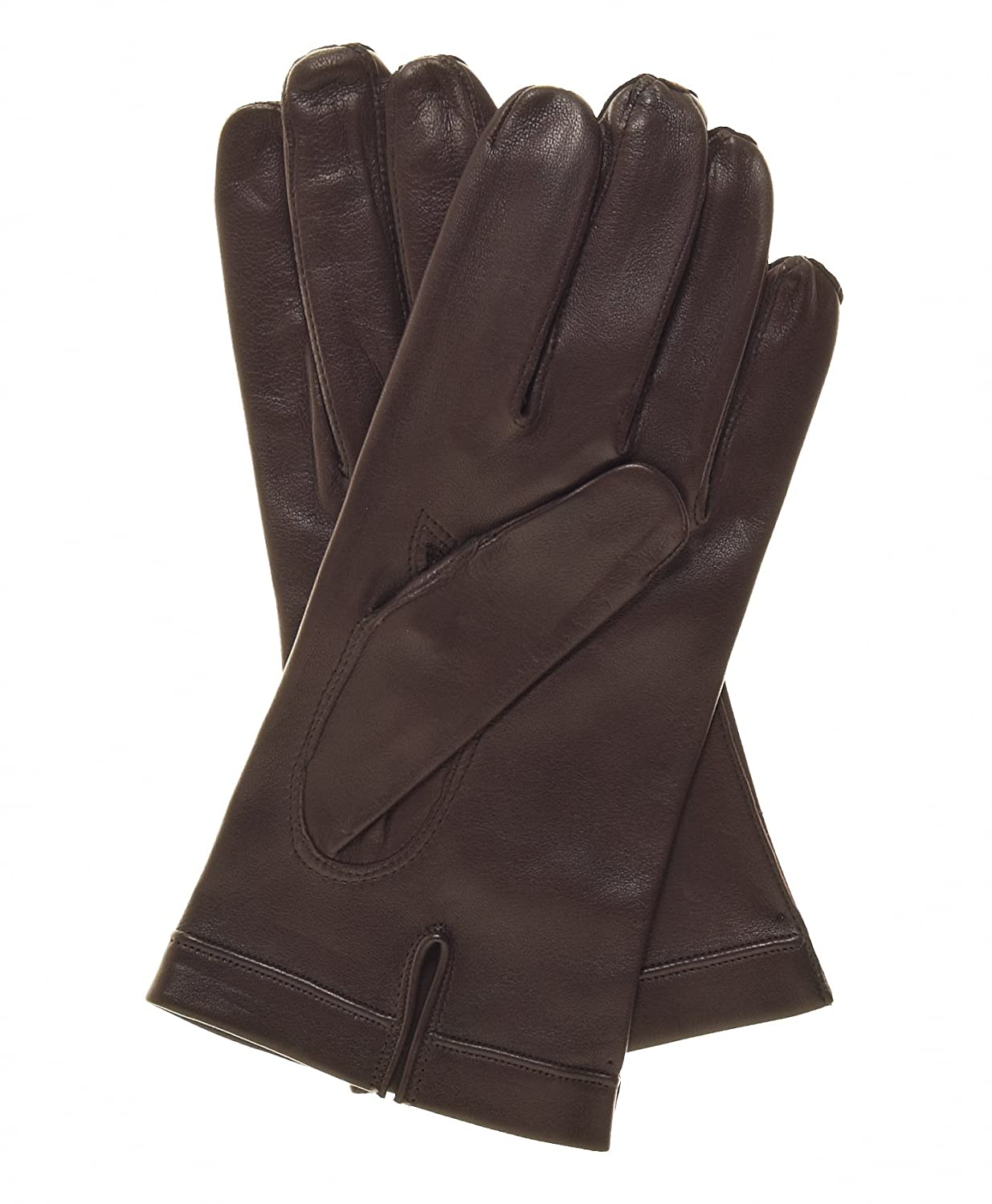 Fratelli Orsini Mens Italian Unlined Leather Gloves