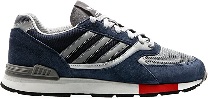 cubo Tortuga Especialmente  adidas Originals Quesence, Collegiate Navy-Scarlet-Grey Two, 5:  Amazon.co.uk: Shoes & Bags
