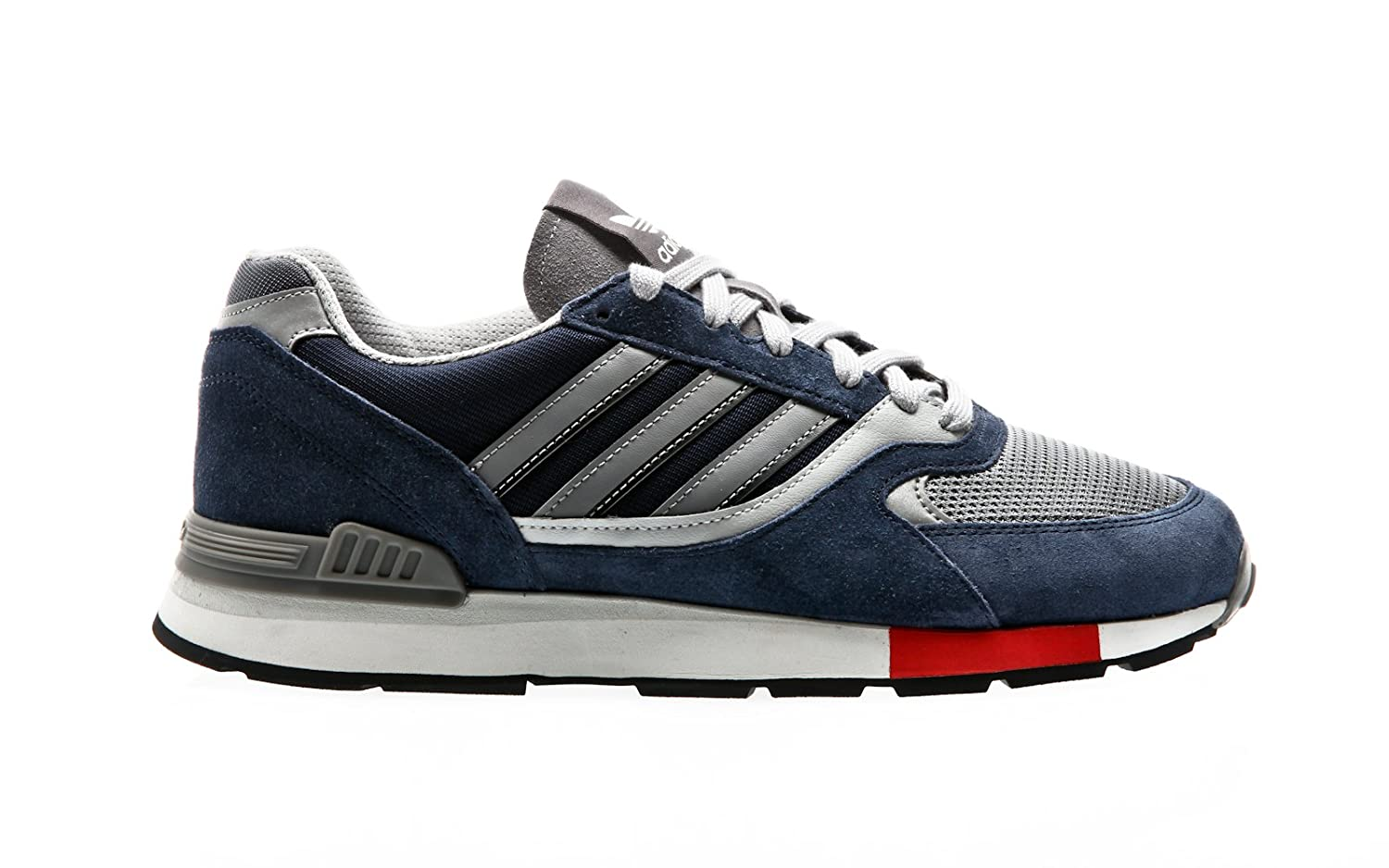 adidas Originals Quesence, Collegiate Navy-Scarlet-Grey Two 8|collegiate navy-scarlet-grey two