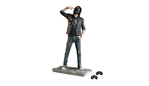 3 opinioni per PlayStation 4: Watch Dogs 2 Wrench Figurina- Limited