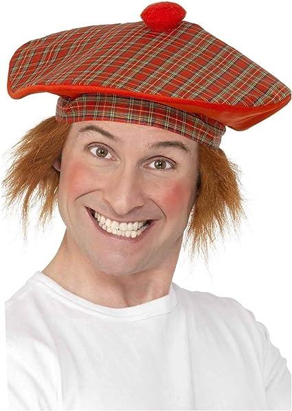 Scottish Collection Tartan Tammy Scottish See You Jimmy/' Hat Tam O Shanter