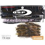 O.S.P(オーエスピー) ルアー DoLive Shrimp 3インチ W004/グリパンペッパ