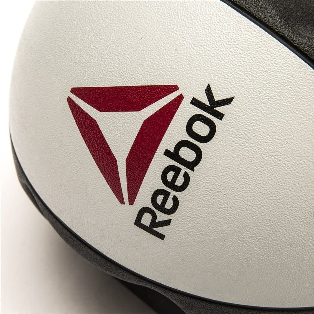 Reebok RSB-16129 Balón Medicinal, Unisex, Negro, 9 kg: Amazon.es ...