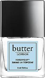 butter LONDON Hardwear Shine UV Top Coat, help prevent nail polish