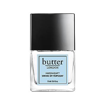Amazon.com: butter LONDON Hardwear Shine UV Topcoat: Butter London ...