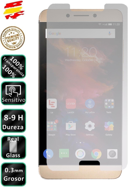 Movilrey Protector para Leeco Le S3 Cristal Templado de Pantalla Vidrio 9H para movil: Amazon.es: Electrónica