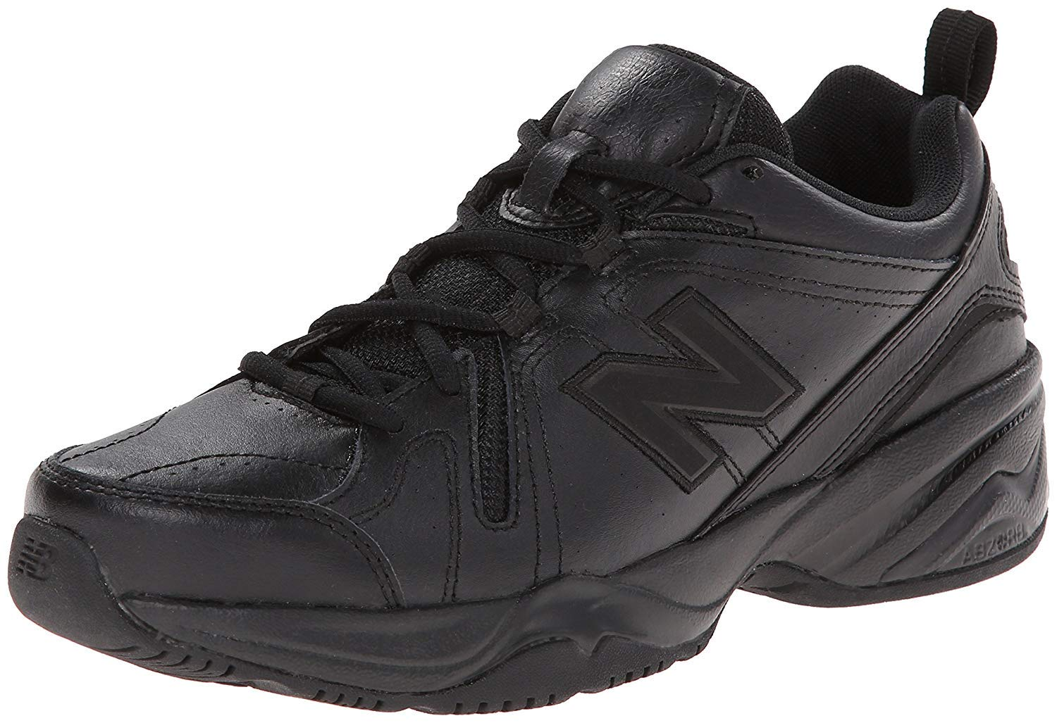 New Balance Women's WX608v4 Training Shoe, Black, 9 B US by New Balance