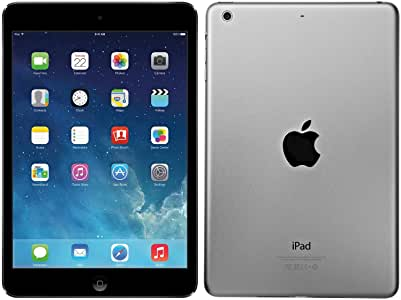 (Renewed) Apple iPad Air MD785LL/A (16GB, Wi-Fi, Black with Space Gray)