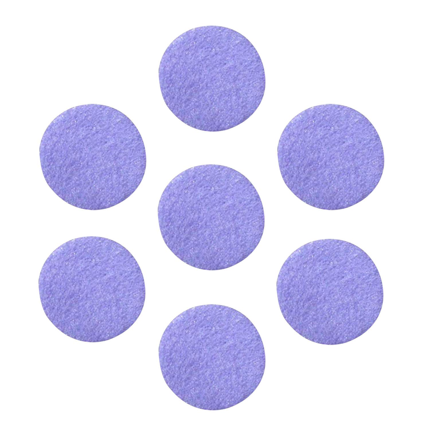 Green Felt Circles for DIY and Sewing Handcraft Adhesive Felt Circles 100 Count, Green 1 Inch