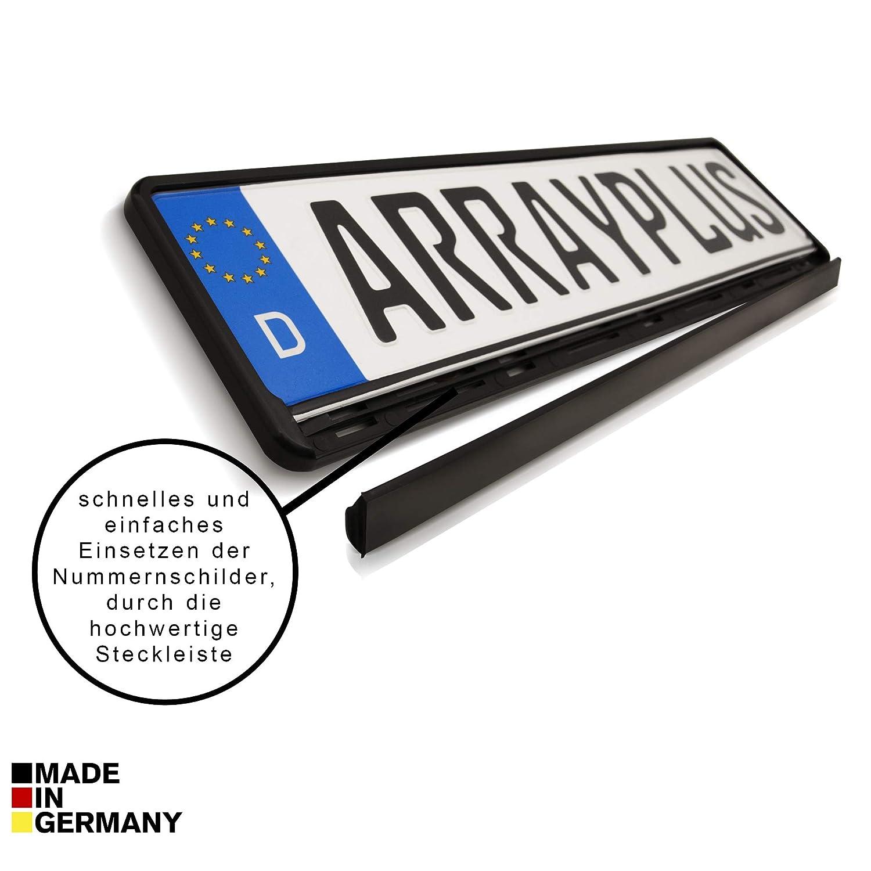 ArrayPlus Support pour Plaque dimmatriculation