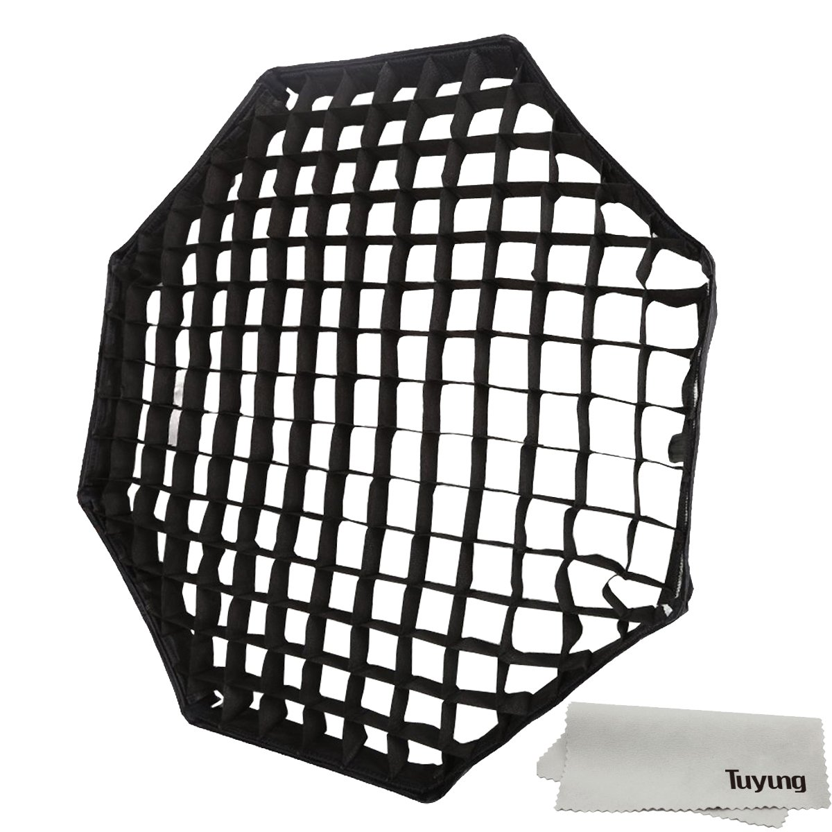 Godox Portable Octagon 120cm / 47'' Only Grid Umbrella Photo Softbox Reflector for Flash Speedlight Only Grid