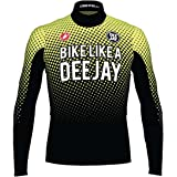 Radio DEEJAY Maglia Thermal Long Jersey Ciclismo Castelli