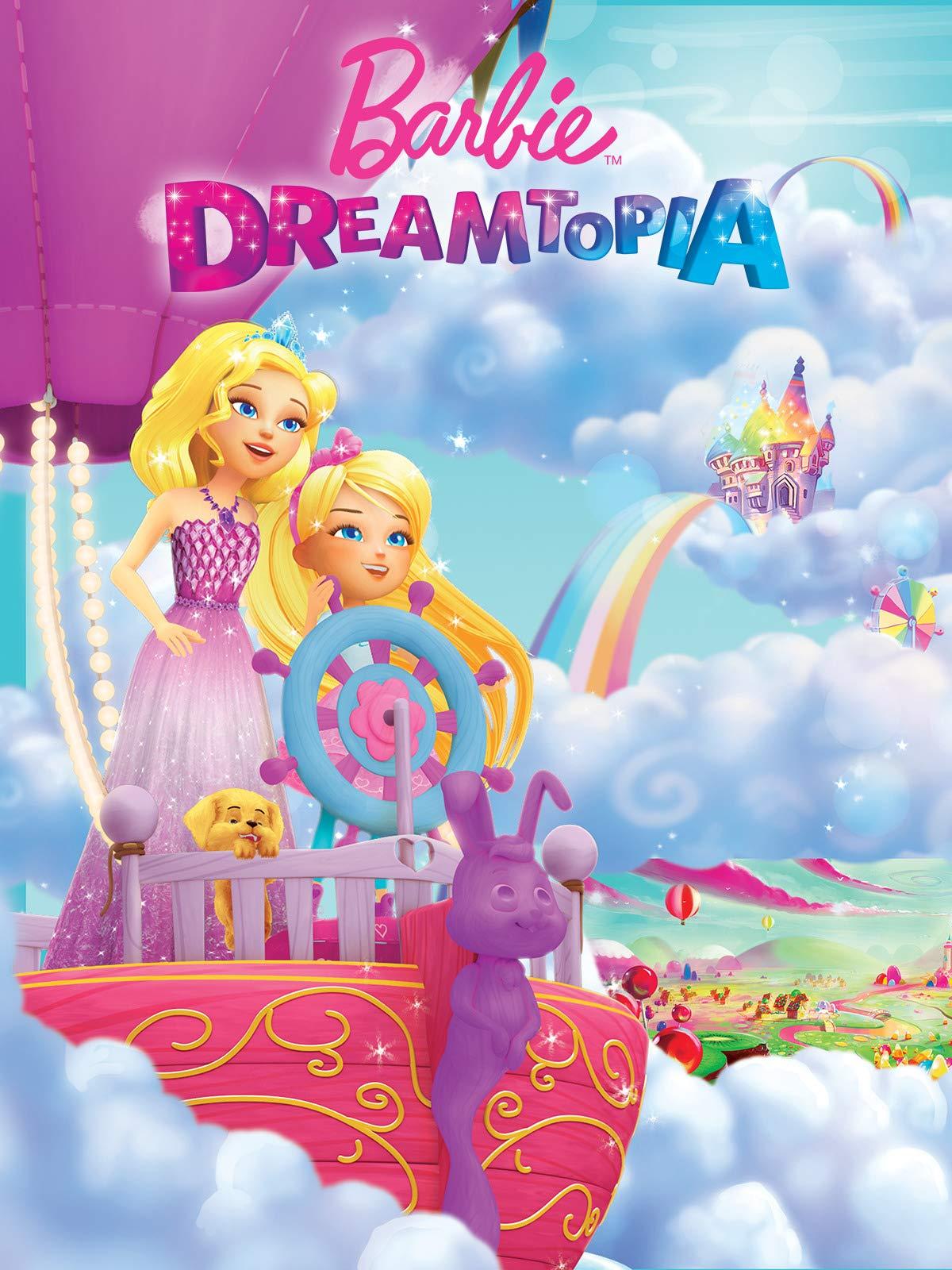 Barbie: Dreamtopia Special (English) on Amazon Prime Video UK