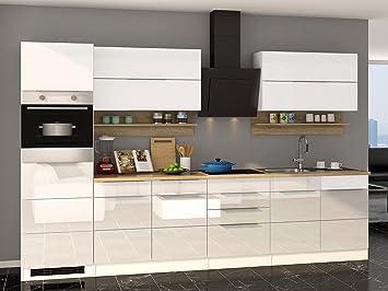 Küchenzeile Küche Einbauküche Küchenblock Kochnische Küchen ...