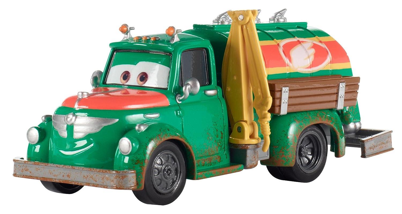 Disney Planes Fire and Rescue Chug Die-cast Vehicle Mattel CBN13