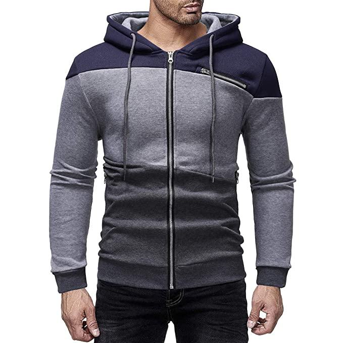Amazon.com: 2018 New!!😊Mens Autumn Winter Jacket Coat,Boys ...