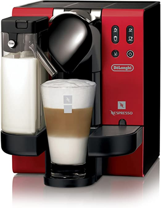 DeLonghi Portioned Espresso/Cappuccino Maker EN660R Independiente ...