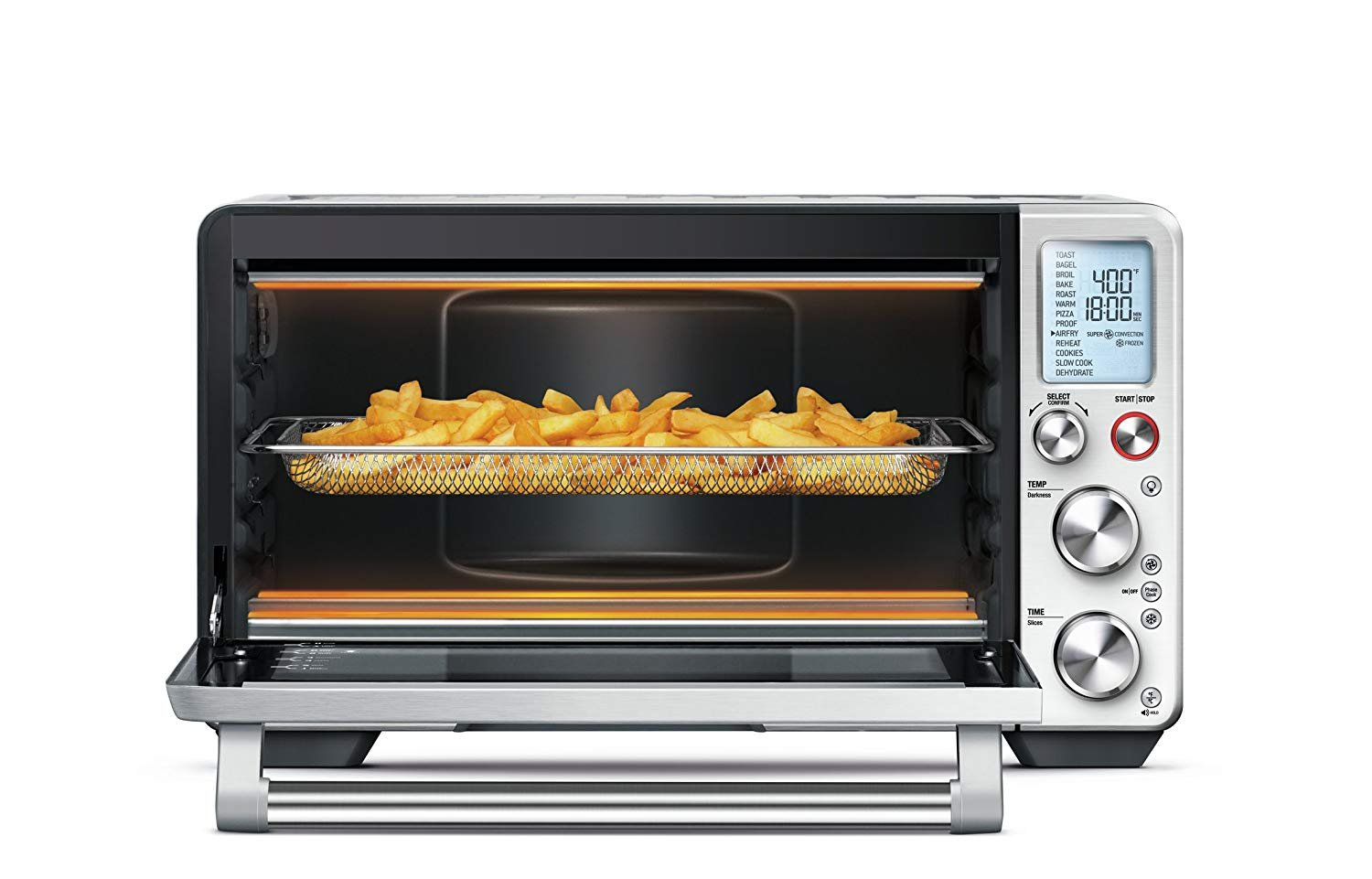 Breville the Smart Oven Air Convection Oven/AirFryer/Dehydrater - BOV900BSS by Breville (Image #4)