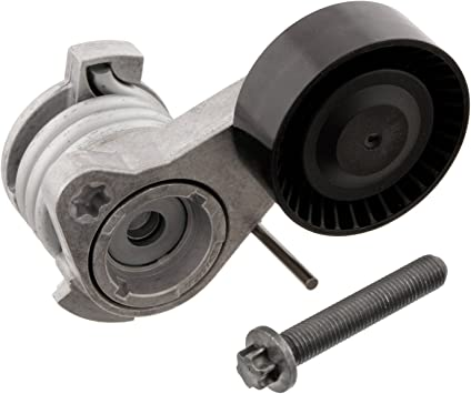 pack of one febi bilstein 22329 Tensioner Assembly for auxiliary belt