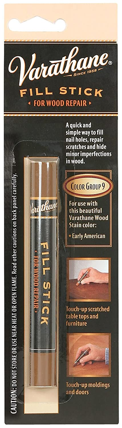 Varathane 215370 Wood Fill Stick For Early American