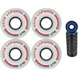 SCRIBE Aggressive Inline Skate Wheels Kevin Lapierre 57mm 4 Pack Abec 7 Bearings