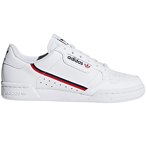 adidas Originals Continental 80 White, Basket Mode pour Les ...
