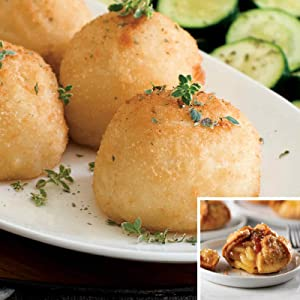 12 Apple Tartlets & 12 Potatoes Au Gratin