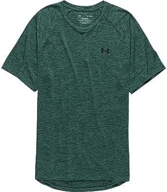 Under Armour Camiseta de Manga Corta UA Tech™ 2.0 Camisa Hombre