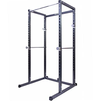 GYM MASTER Heavy Duty Power Rack Jaula de Levantamiento de Peso y ...