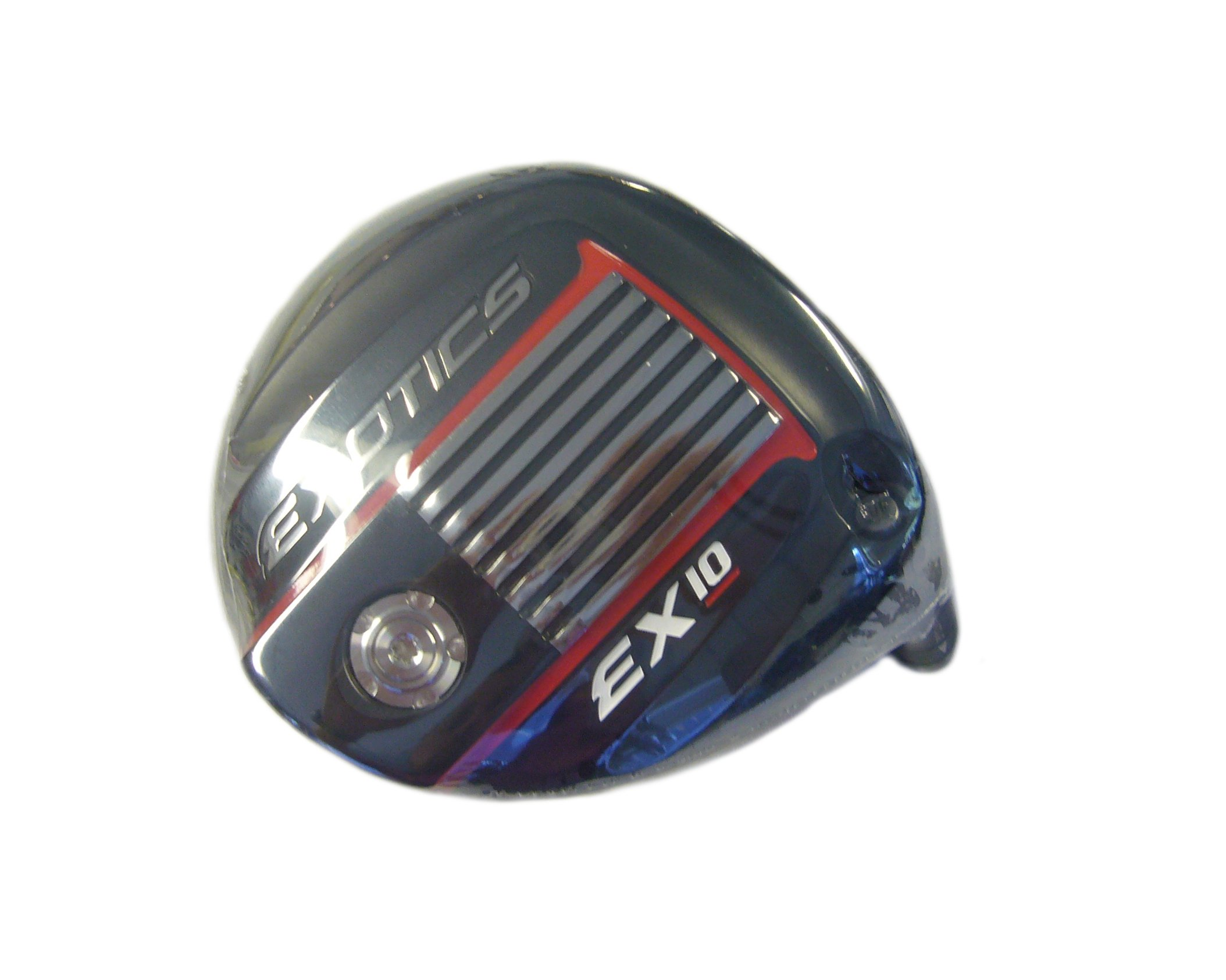 NEW Tour Edge Exotics EX 10 10 Driver Head Only w/ Adapter