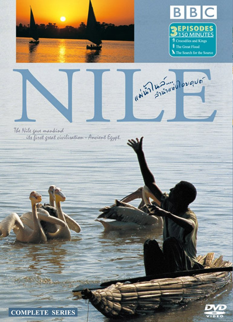 NILE The Complete Series - BBC Documentary 150 Minutes: Amazon.co.uk: DVD & Blu-ray