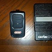Genie Gm3t Bx Garage Door Opener Intellicode Dual
