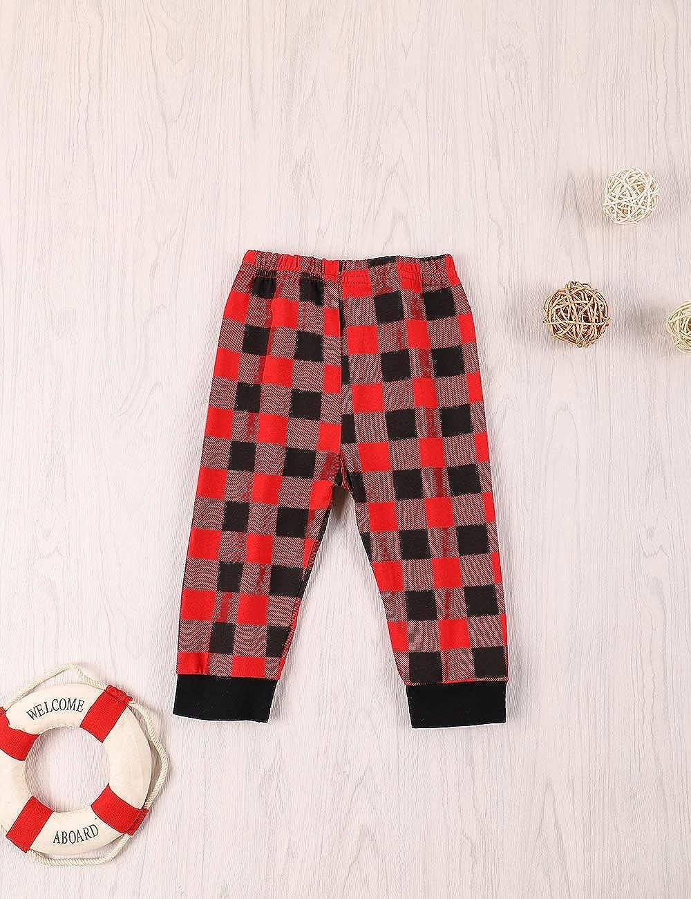2 piezas conjunto de ropa de oto/ño e invierno pantalones rojos Ropa de beb/é de manga larga Wild One sudadera con capucha
