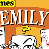 EMILY'S GAME: The new card game especially for people called Emily! Ideal as a birthday gift, christmas stocking filler for a girl called Emily or an anytime 'little extra'