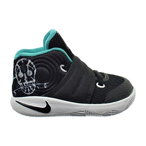 2205b8b687d NIKE Kyrie 2 (TD) Toddler s Shoes Black Hyper Jade White 827281-