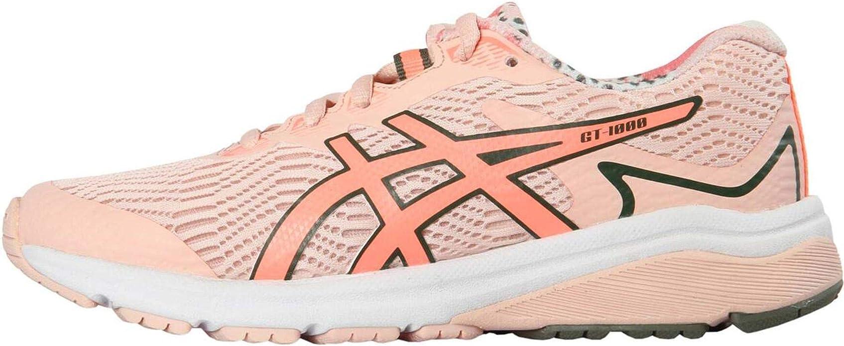 ASICS Gt-1000 8 GS SP, Zapatos de Funcionamiento del Camino para Niñas: Amazon.es: Zapatos y complementos