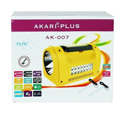 Akari Ak-007 Emergency Light