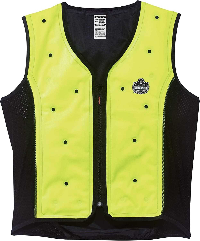 Ergodyne Chill-Its 6685HVL Evaporative Cooling Vest