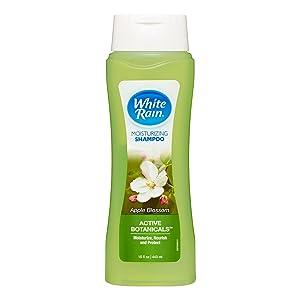 White Rain Moisturizing Shampoo, Apple Blossom, 15 Fluid Ounce