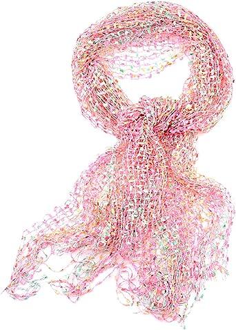 Pink Confetti Scarf