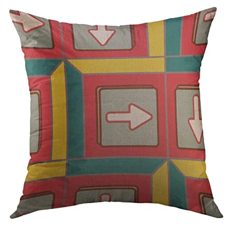 DDOBY Funda de Almohada Decorativa para sofá, Flechas ...