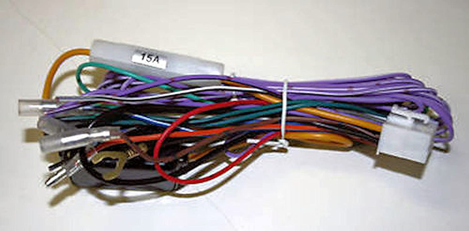Clarion Nx501 Wiring Harness 28 Diagram Images Nx409 Sl1500 Amazon Com Wire Nx500 Nz409 Nz500