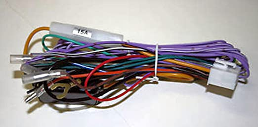 71YHyL klXL._SX522_ amazon com clarion wire harness nx409 nx500 nx501 nz409 nz500 clarion nz500 wiring harness at alyssarenee.co