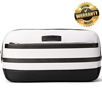 ddb3c853d3 Amazon.com    1 Top Recommended Toiletry Bag Makeup Cosmetic Case Best for  Men and Women   Beauty