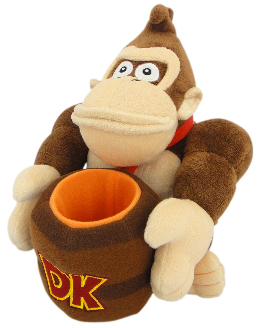 Amazon.com: Stuffed toy accessory case (Donkey Kong) (japan import): Video Games
