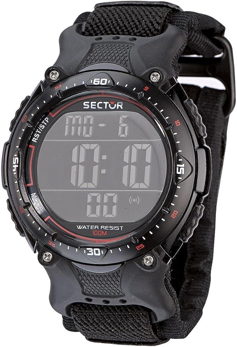 Sector Reloj de Pulsera SL1576C-BK
