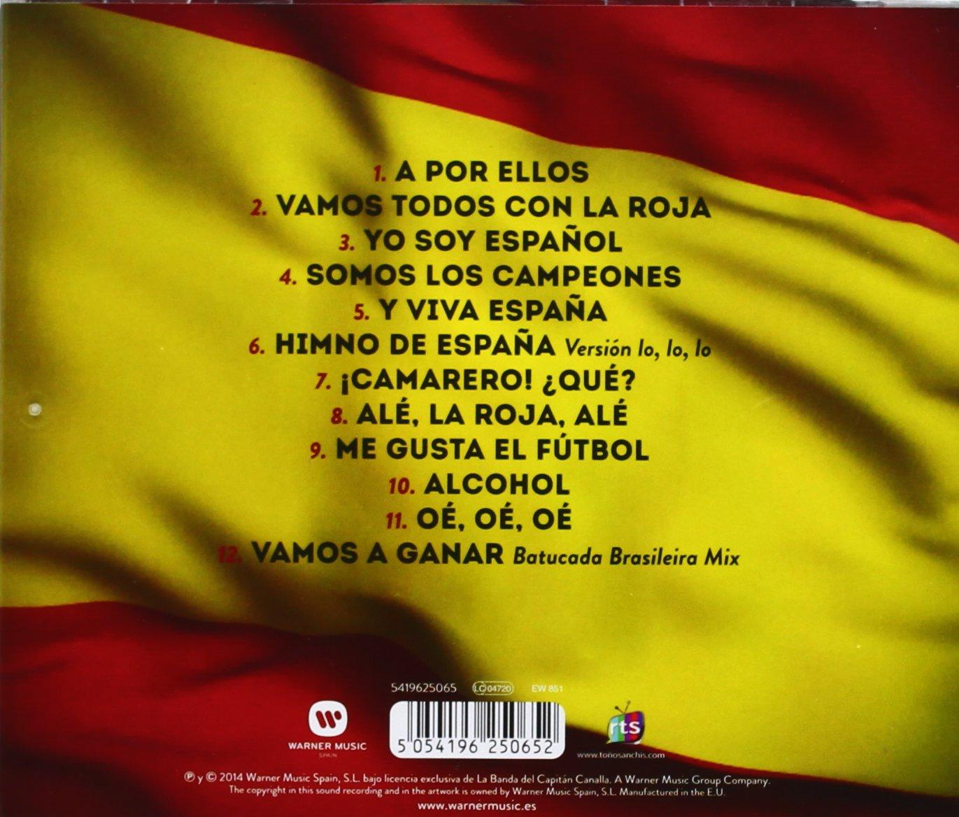 A Por Ellos: Amazon co uk: Music